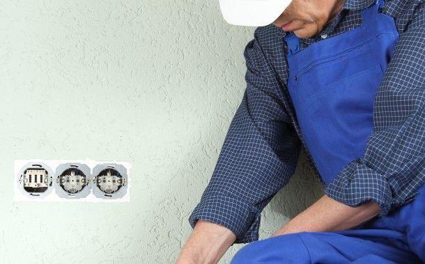 Trabajos en instalaciones eléctricas de baja tensión