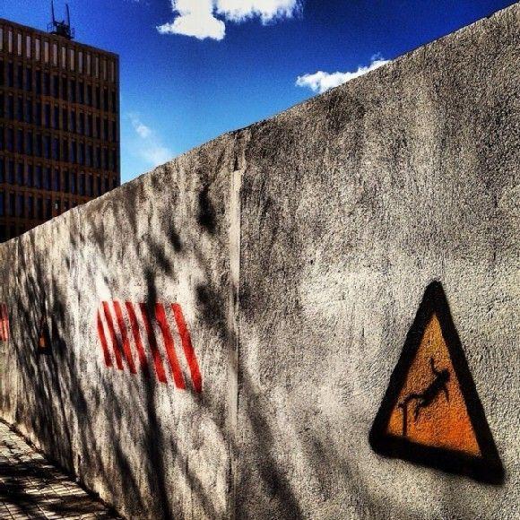 Graffity de prevención en Hospitalet