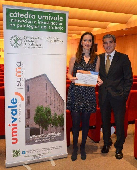 Estudio sobre el Síndrome Túnel Carpiano recibe el primer premio de las Jornadas Nacionales de la Sociedad Española de Medicina en el Trabajo