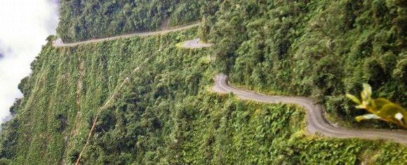 La carretera de la muerte