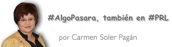 #AlgoPasara, también en #PRL