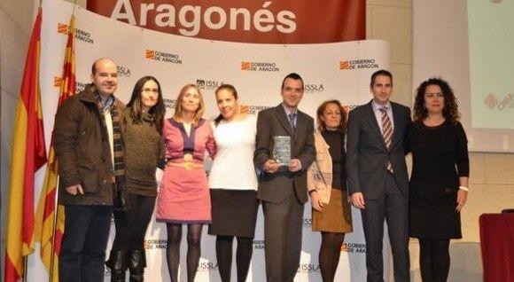 El Gobierno de Aragón reconoce la gestión de aqualia en prevención de riesgos laborales