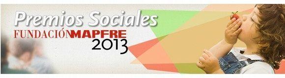 Premios sociales Fundación Mapfre 2013