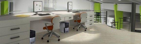 Gu a de prevenci n de riesgos laborales en oficinas for Riesgos laborales en oficinas