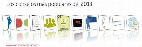 El Arte de Presentar: Los artículos sobre presentaciones más populares del 2013