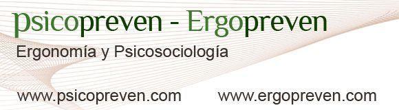 Software y formación avanzada Ergonomía y Psicosociología