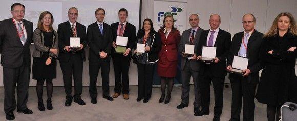 FCC entrega los premios de Seguridad y Salud