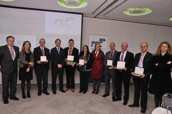 foto entrega premios SS FCC