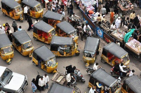 Los accidentes de tráfico serán la nueva plaga del mundo emergente