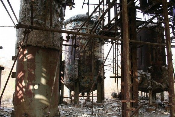 BHOPAL la tragedia continua