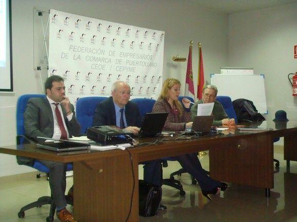 La sección técnica de Seguridad y Salud de ARQUICMA llevó a cabo el pasado miércoles la primera reunión de sus socios