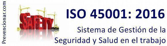 1er Comunicado oficial sobre ISO 45001 Sistema de Gestión de la Seguridad y Salud en el Trabajo (antigua OHSAS 18001)