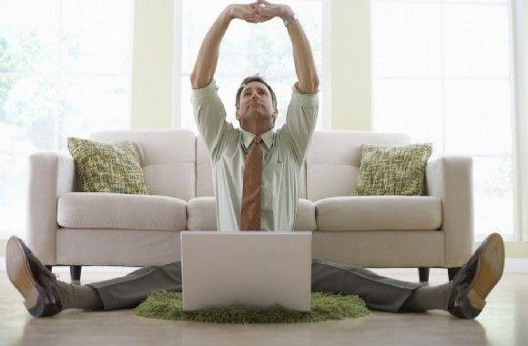 Infografía: Las 10 malas posturas más comunes