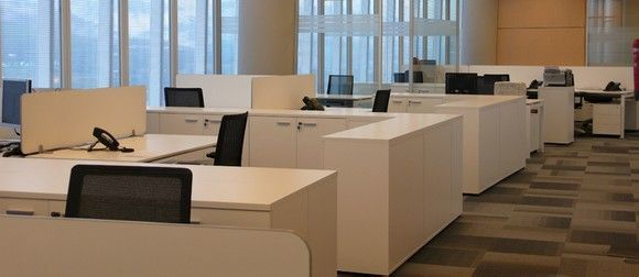 Las oficinas diafanas generan mayor número de días de bajas