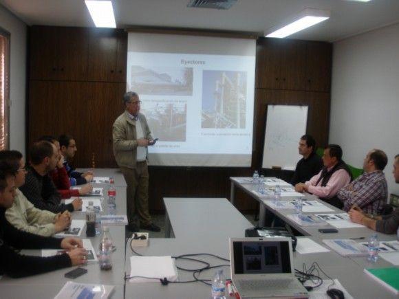 Arquicma concluye una nueva acción formativa con la empresa Fertiberia de Puertollano
