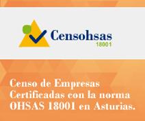 Censohsas 18001