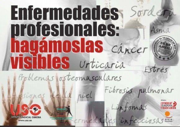 Enfermedades Profesionales: Hagámoslas visibles #28PRL