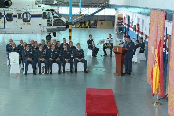 El Ejército del Aire entrega sus premios de Mantenimiento y Prevención de Riesgos Laborales