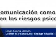 La comunicación como factor clave en los riesgos psicosociales