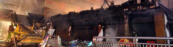 Una explosión en una fábrica causa más de 60 muertos en China
