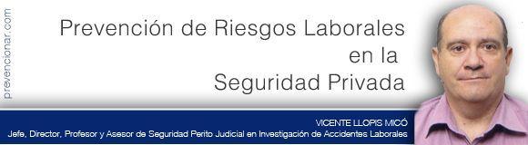La Prevención de Riesgos Laborales en la Seguridad Privada