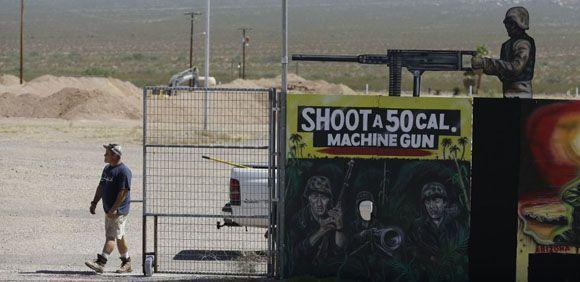 """La muerte del instructor por el disparo de una niña fue un """"accidente laboral"""""""