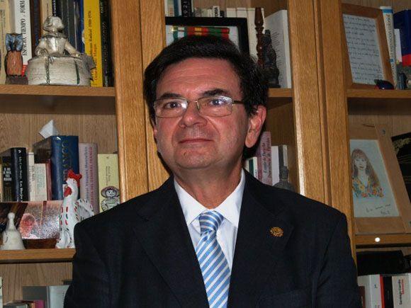 """Rafael Ruiz Calatrava ha sido galardonado con el """"Ciudadano Europeo"""""""