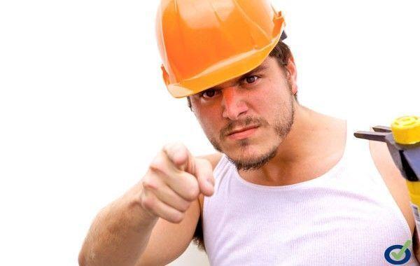 Las condenas por seguridad laboral están al mismo nivel que los delitos de maltrato o seguridad viaria