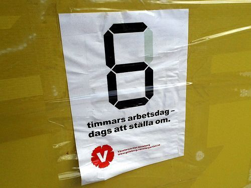 Suecia estrena jornada laboral de seis horas sin bajar salarios