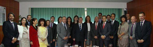Convenio entre el Departamento de Empresa y Empleo de la Generalidad de Cataluña y AESPLA