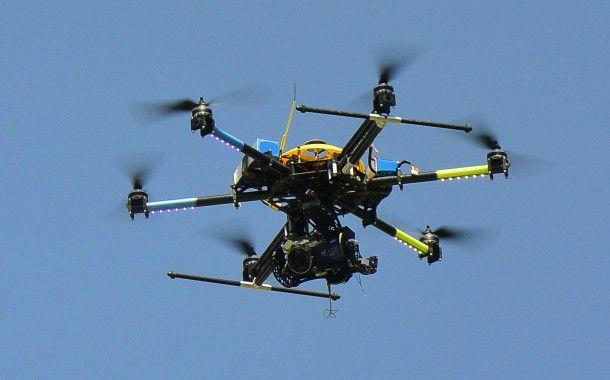 Drones y prevención de riesgos laborales