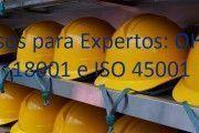 Sevilla: Cursos para Expertos: OHSAS 18001 e ISO 45001(Ultimas plazas)