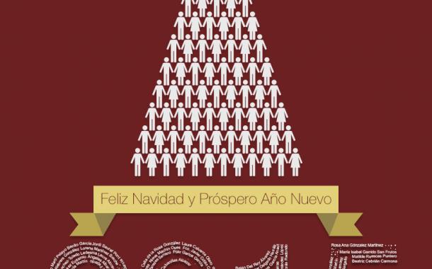 Grupo IMF les desea Feliz Navidad y Próspero año nuevo