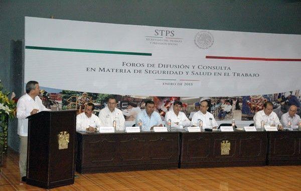 En México disminuyen un 3,9% los accidentes y enfermedades en empresas gracias a la reforma laboral
