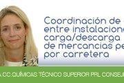 Coordinación de actividades entre instalaciones de Carga/Descarga y el transporte de mercancías peligrosas por carretera