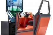 Simulador profesional para formación de conductores de carretillas elevadoras