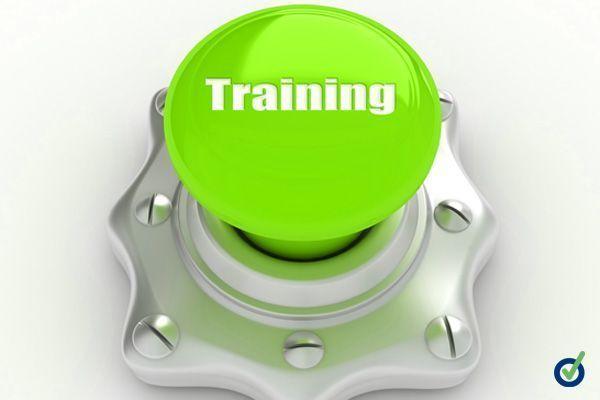 Planes de formación - Convocatoria 2013