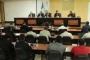 El presidente de Guatemala pide un mayor compromiso en materia de seguridad y salud