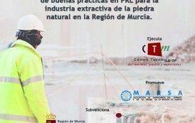 Promoción, fomento y divulgación de buenas prácticas en PRL en la industria extractiva