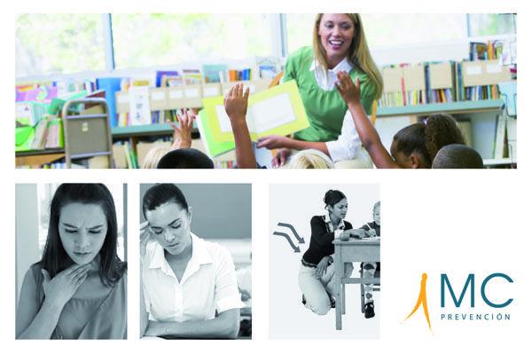 El día a día de los docentes ¿tiene riesgos para su salud? Algunos consejos para prevenirlos
