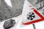 PrevenConsejo: Cómo actuar con nieve y hielo en la carretera