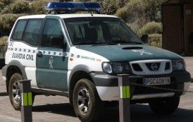La guardia civil mejora en materia de prevención de riesgos laborales