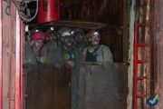 Seis mineros muertos por un escape de gas en una mina en León
