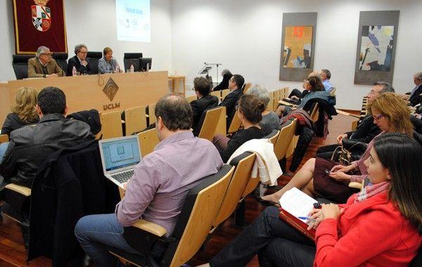 Magistrados brasileños debaten en la UCLM sobre seguridad en el trabajo en el marco europeo