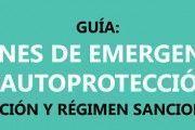 Guía 'Planes de Emergencia y Autoprotección: Inspección y Régimen Sancionador'