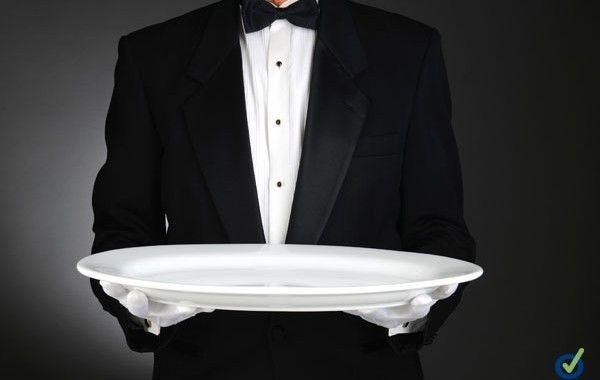 Riesgos laborales de un camarero (video)