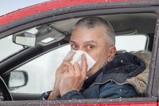 conducción segura alergicos