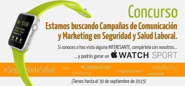 Estamos buscando Campañas de Comunicación y Marketing en Seguridad y Salud Laboral