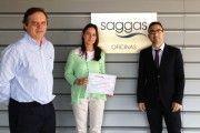 SAGGAS vuelve a ser reconocida por su apuesta por la salud laboral