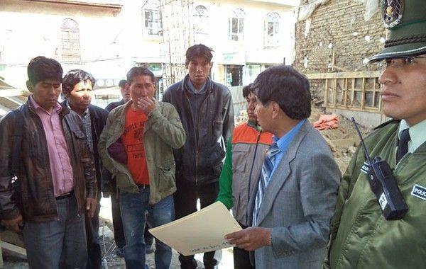 El 89% de constructoras de Bolivia incumple la normativa de seguridad
